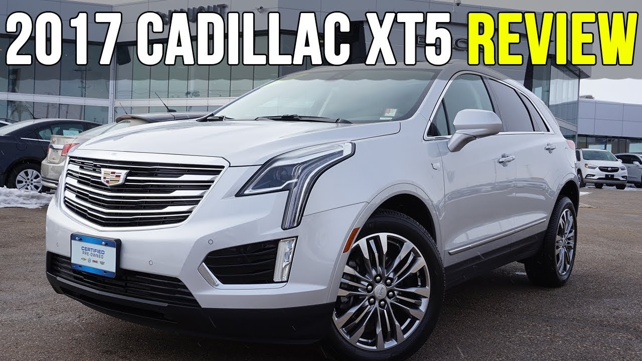 2017 cadillac xt5 awd premium luxury in depth review