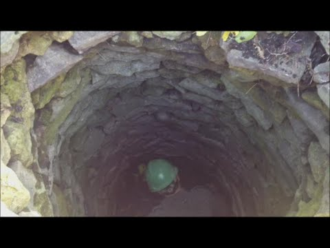 Metal Detecting & Prepping an Old Well For Excavation