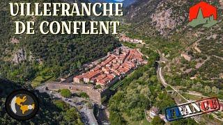 VILLEFRANCHE-DE-CONFLENT - Les Plus Beaux Villages de France
