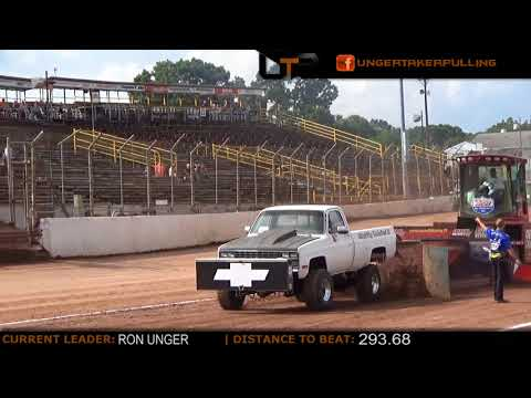 USA EAST - PULLING SERIES | LERNERVILLE SPEEDWAY | SUPER STREET GAS 4WD