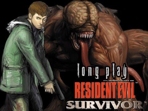 Longplay Resident Evil Survivor (Comentado en Español)