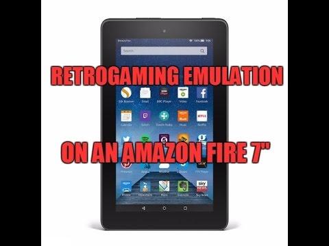 Amazon Fire Retrogaming Emulation Youtube
