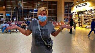 Египет 2021 Летим домой Обыски и шмоны в аэропорту Шарм Эль Шейха в этот раз пронесло