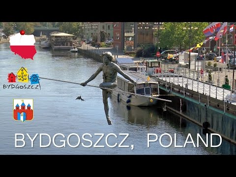 BYDGOSZCZ, POLAND │ One day in Bydgoszcz; self-guided walking tour.  Enjoy!  :-)
