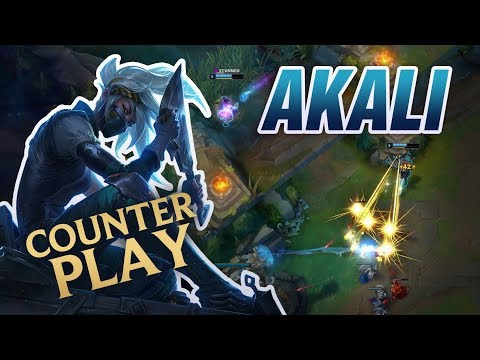How to Counter Akali: Mobalytics Counterplay