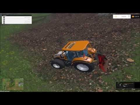 Farming Simulator 15 Prva Delujoča Vitla (V Beta Verziji)