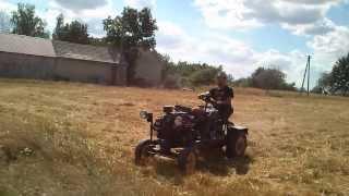 sam traktorek ciągnik  tuning II najlepszy koniec