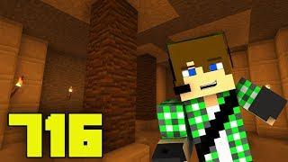 Minecraft ITA - #716 - LAVORI IN GALLERIA!
