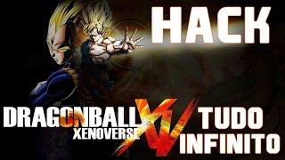 Dragon Ball Xenoverse HACK: Level, Zeni e Skills infinitos PC.