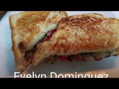 Vegetable Sandwich on Sourdough bread