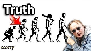 The Truth About Evolution, We Didn't Evolve from Apes