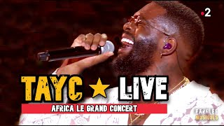 TAYC - Africa, le grand concert (France 2)