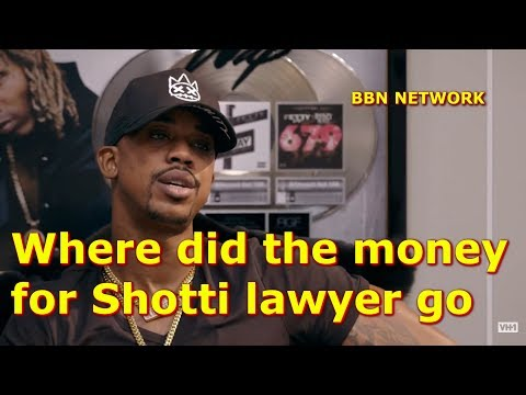 Where did the money for Shotti lawyer go