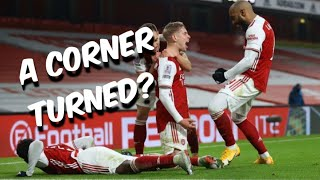 Have We Turned A Corner | The Same Old Arsenal Podcast |