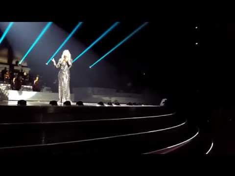 Celine Dion - Hello (Adele Cover) LIVE - New Year's Surprise - Dec 31st 2015