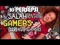 10 Persepsi Salah Tentang GAMERS dari Non-Gamers - TLM List