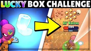 Lucky Brawl Box Challenge! | Star Player is BROKEN! | Feat. Lex