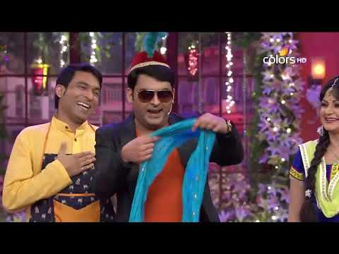 Gutthi Special Dance | Comedy Nights With Kapil | Sunil Grover Comedy