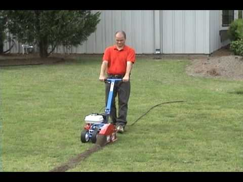 Home Made Trenching Machine Funnydog Tv