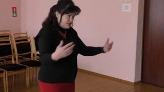 Урок в музыкальной школе. Постановка голоса. Дыхание Часть I