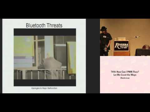 DEF CON 16 - Renderman:How can I pwn thee? Let me count the ways