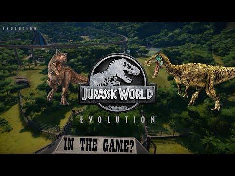 BRAND NEW DINOSAURS COMING TO JURASSIC WORLD: EVOLUTION AS DLC? MODS? CHEATS?  