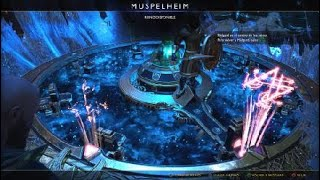 God of War 4 - ¿Se puede viajar a Asgard, Vanaheim y Svartalfheim?