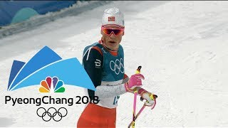 2018 Winter Olympics: Take in the sights from cross-country skiing in 360 VR
