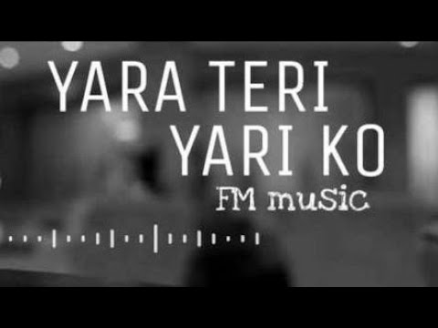 tere-jaisa-yaar-kahan-(-yaara-teri-yaari)-lyric-video-whatsapp-status-video