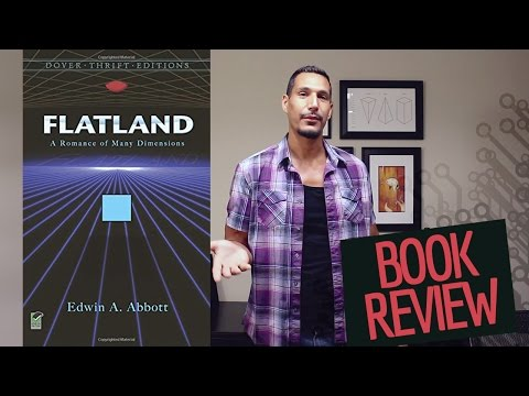 """""""Flatland: A Romance of Many Dimensions"""" Book Review"""