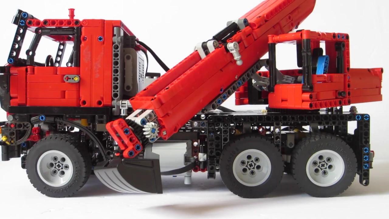 Lego 1:20 Tatra 815 UDS 114! #1