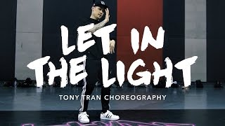 Let in The Light - Moderat | Tony Tran Choreography | Summer Jam Dance Camp 2016