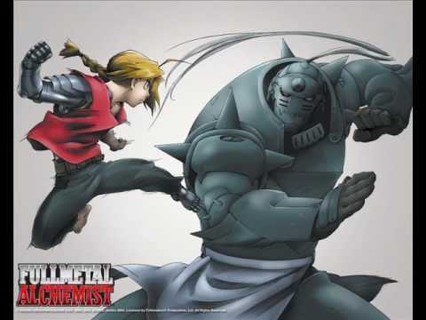 Fullmetal Alchemist Brotherhood opening 1 Full Again