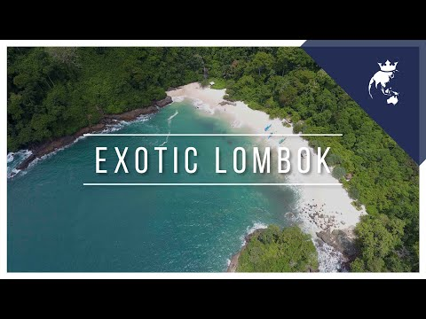 "Lombok the New Bali | Discover the exotic unspoiled vibes of ""The New Bali"" [Full movie HD - 2019]"