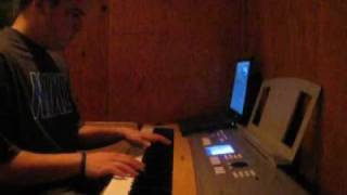 Canon in D on Piano by Kyle