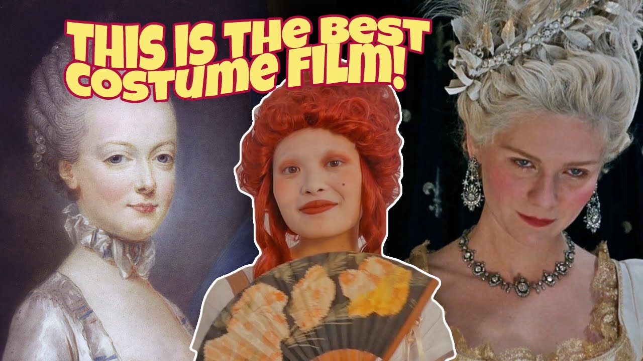 Download i don't care that Marie Antoinette (2006) is historically inaccurate!