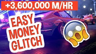 MONEY GLITCH | HOW TO MAKE MONEY FAST FORZA HORIZON 4 | MONEY METHOD