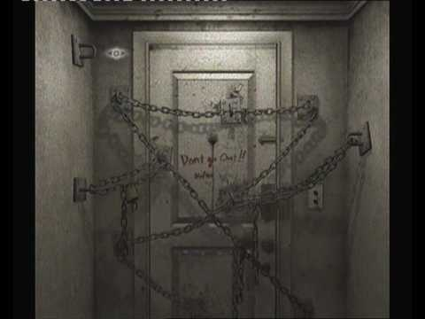 Silent Hill 4 The Room Peephole Haunting Youtube