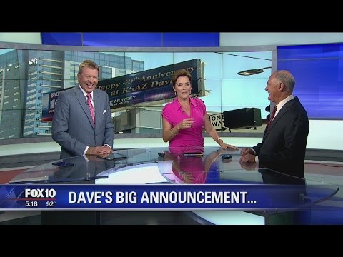 FOX 10's Dave Munsey is retiring!