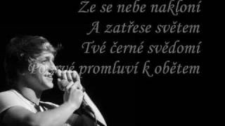 Tomáš Klus - Nina (with lyrics)