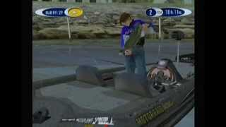 Sega Bass Fishing 2 Gameplay - Gator Lock - Sega Dreamcast