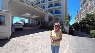 Сиде Palm World Resort 5 Отзыв об отеле