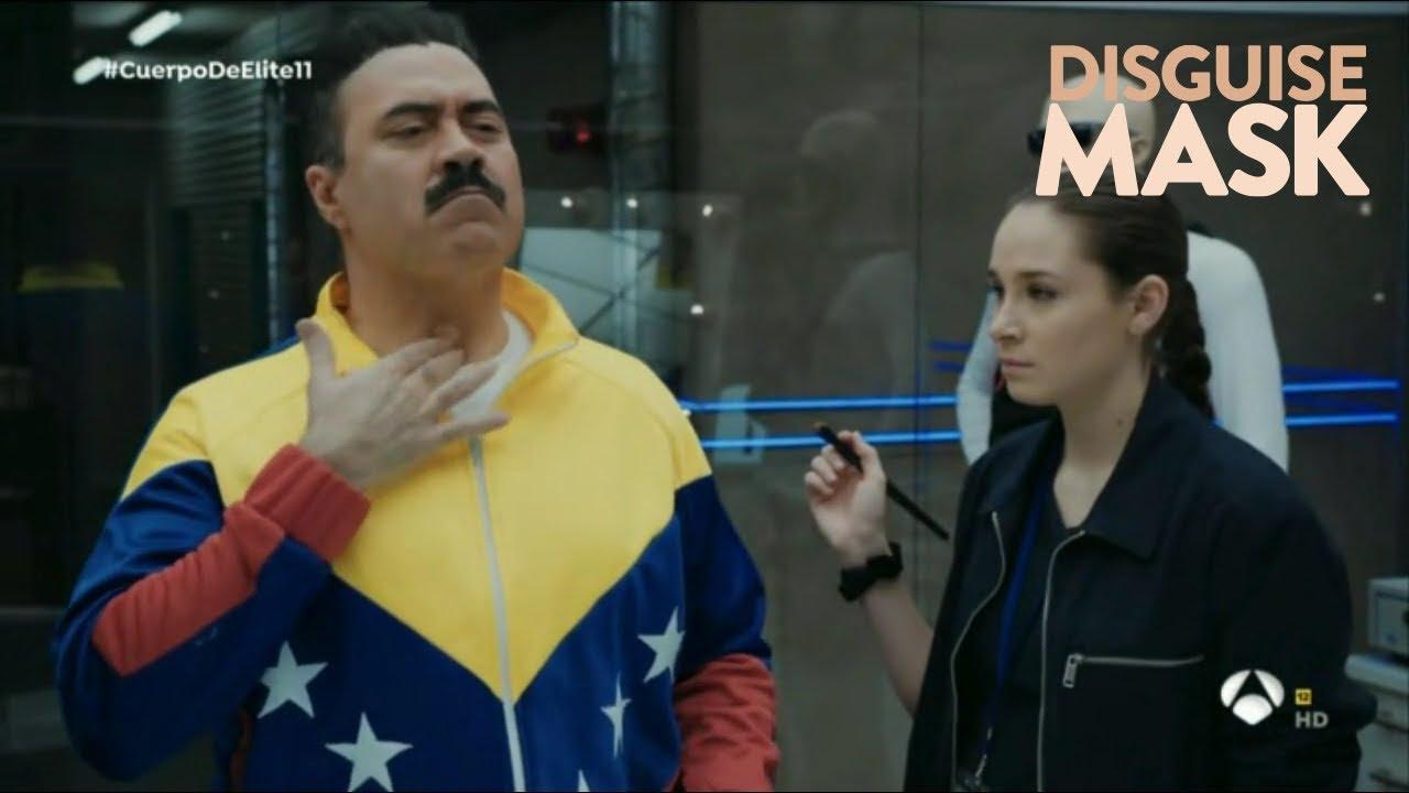 Maduro Disguise Masking