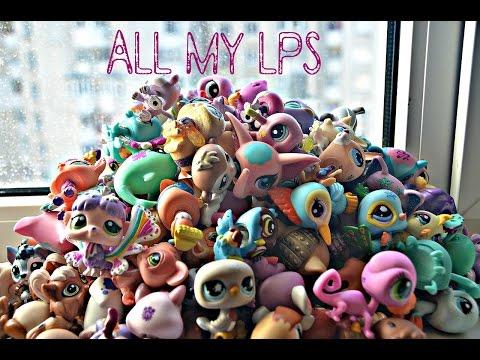 Моя Коллекция ЛПС/LPS/Littlest Pet Shop