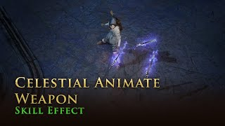 Path of Exile: Celestial Animate Weapon
