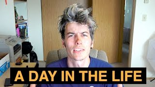 A Day In The Life - Professional YouTuber