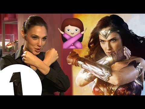 Gal Gadot on Wonder Woman