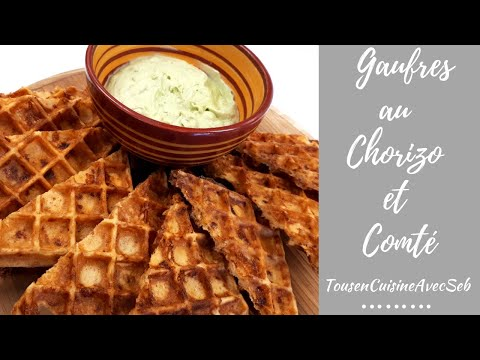 recette-de-gaufres-au-chorizo-et-comté-(tousencuisineavecseb)
