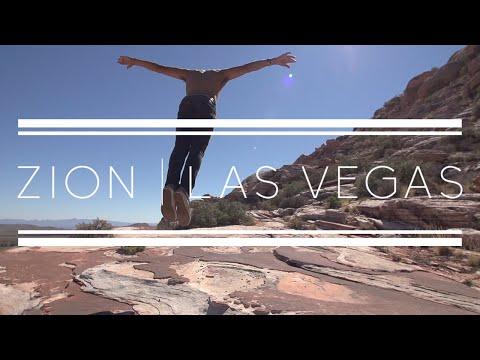 Zion   Las Vegas - Parkour, Travel, & Adventure - Rikki Carman & Julia Henschel