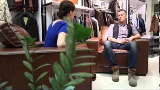 ALLANT. Кожаные кресла в стиле гранж для салона мужской одежды(Фабрика нестандартных решений «АЛЛАНТ» Кресла, которые мы показываем в этом сюжете сделаны по эскизам..., 2013-04-11T10:33:22.000Z)